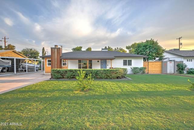 939 E Oregon Avenue, Phoenix, AZ 85014 (MLS #6301054) :: Elite Home Advisors