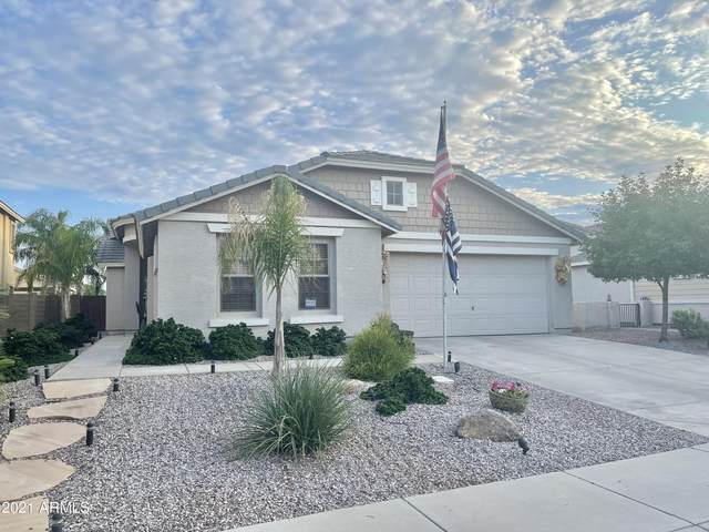 2419 W Mericrest Way, Queen Creek, AZ 85142 (MLS #6301101) :: The Garcia Group