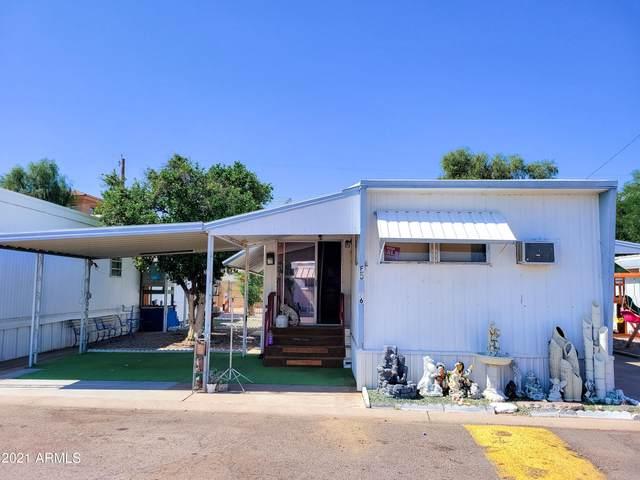61 W Southern Avenue #76, Mesa, AZ 85210 (MLS #6301104) :: Elite Home Advisors