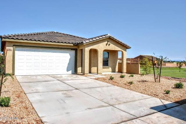 1012 W Verde Lane, Coolidge, AZ 85128 (MLS #6301117) :: Elite Home Advisors