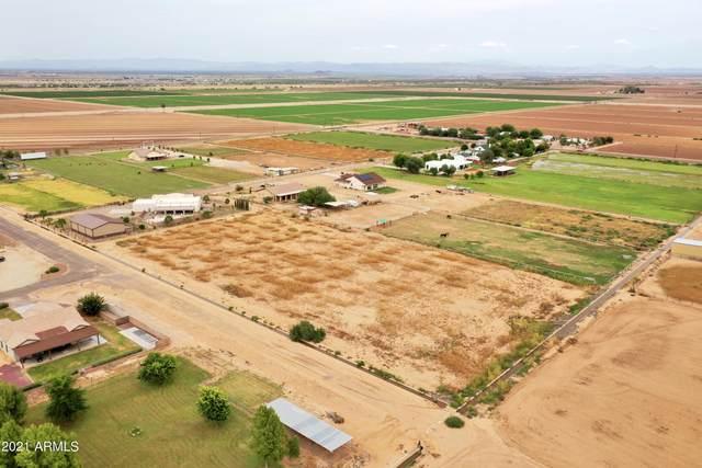 0 E Stetson Lane, Coolidge, AZ 85128 (MLS #6301156) :: The Daniel Montez Real Estate Group