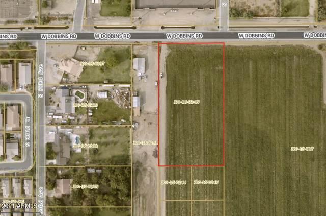 0 W Dobbins Road, Laveen, AZ 85339 (MLS #6301162) :: Hurtado Homes Group