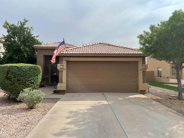 7509 E Laguna Azul Avenue, Mesa, AZ 85209 (MLS #6301188) :: Kepple Real Estate Group