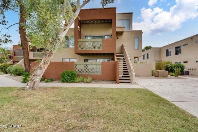 3600 N Hayden Road #3611, Scottsdale, AZ 85251 (MLS #6301191) :: The Dobbins Team