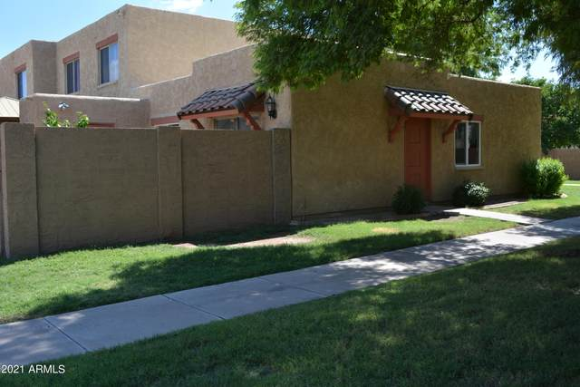 948 S Alma School Road #69, Mesa, AZ 85210 (MLS #6301247) :: The Dobbins Team