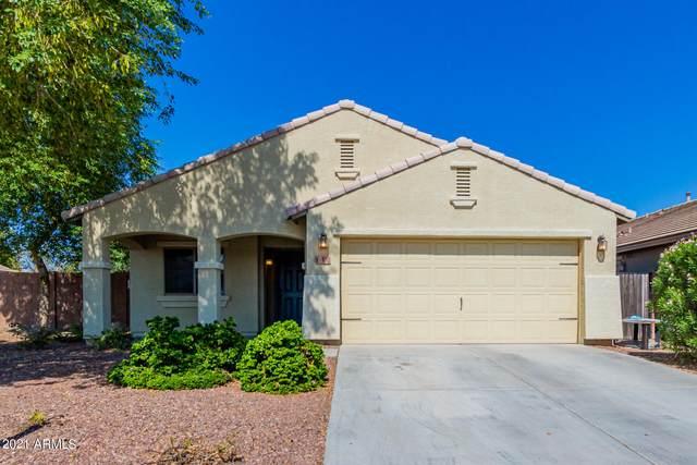 18582 W Vogel Avenue, Goodyear, AZ 85338 (MLS #6301256) :: Yost Realty Group at RE/MAX Casa Grande