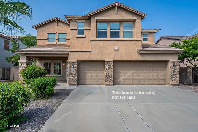 41642 N Rabbit Brush Trail, San Tan Valley, AZ 85140 (MLS #6301322) :: Klaus Team Real Estate Solutions