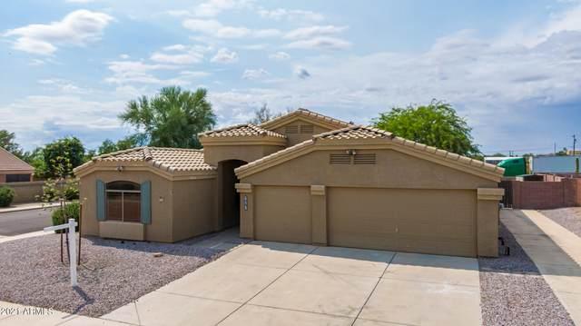 696 W Cobblestone Drive, Casa Grande, AZ 85122 (MLS #6301327) :: Dijkstra & Co.