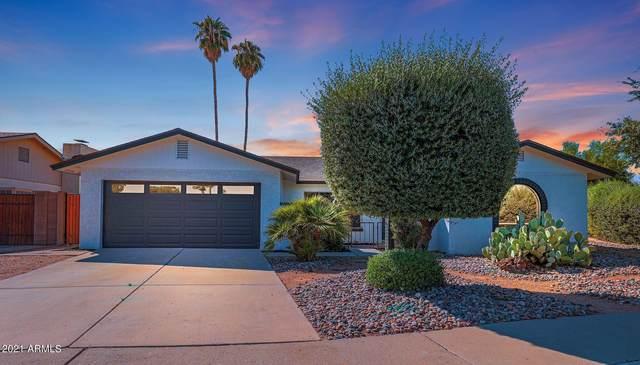 2602 S Noche De Paz, Mesa, AZ 85202 (MLS #6301391) :: Elite Home Advisors