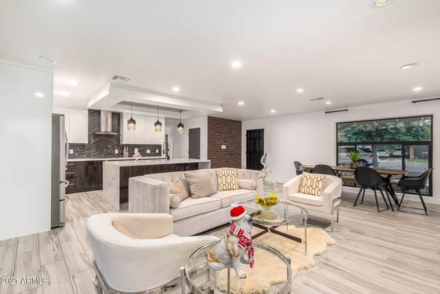 3053 N Evergreen Street, Phoenix, AZ 85014 (MLS #6301400) :: Elite Home Advisors