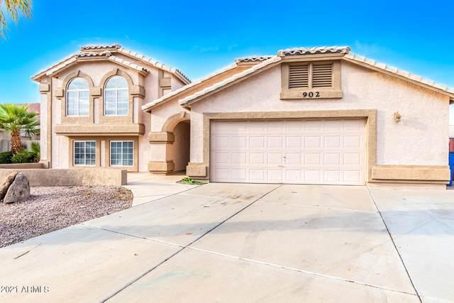 902 E Scott Avenue, Gilbert, AZ 85234 (MLS #6301410) :: Yost Realty Group at RE/MAX Casa Grande