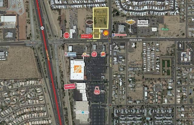 9134 W Peoria Avenue, Peoria, AZ 85345 (MLS #6301412) :: RE/MAX Desert Showcase