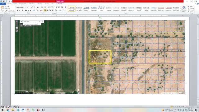 0 N Montgomery Road, Casa Grande, AZ 85193 (MLS #6301418) :: The Daniel Montez Real Estate Group