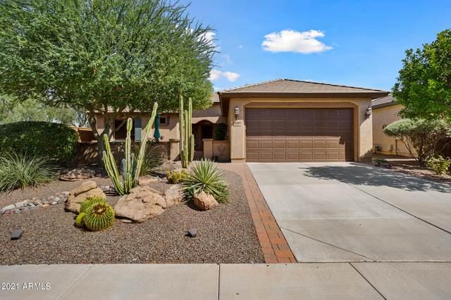 21949 N 261ST Avenue, Buckeye, AZ 85396 (MLS #6301424) :: Elite Home Advisors