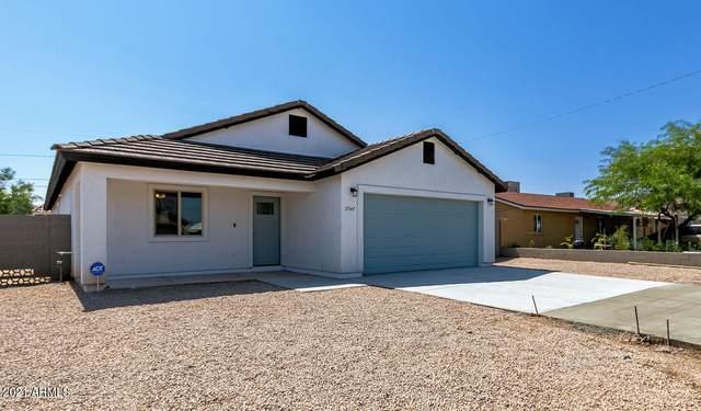 2547 E Pueblo Avenue, Phoenix, AZ 85040 (MLS #6301449) :: Fred Delgado Real Estate Group
