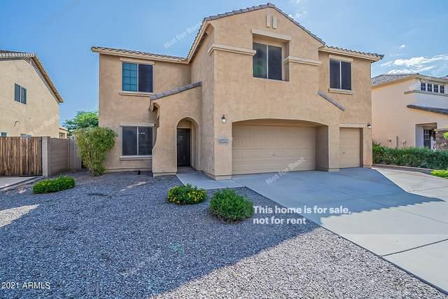 41579 N Rabbit Brush Trail, San Tan Valley, AZ 85140 (MLS #6301461) :: Klaus Team Real Estate Solutions