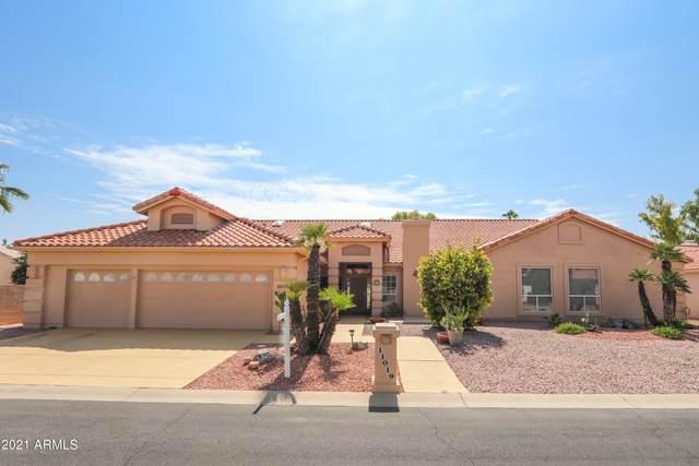 11019 E Flintlock Court, Sun Lakes, AZ 85248 (MLS #6301468) :: Yost Realty Group at RE/MAX Casa Grande