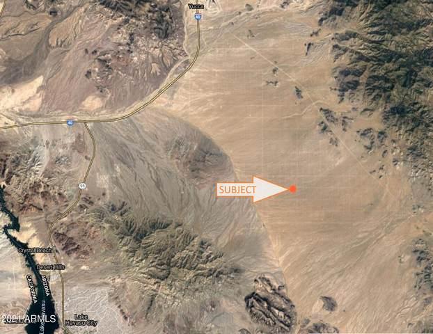 2260 E Cresote Drive, Yucca, AZ 86438 (MLS #6301469) :: The Daniel Montez Real Estate Group