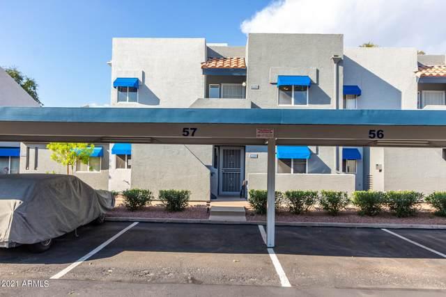 220 N 22ND Place #2064, Mesa, AZ 85213 (MLS #6301472) :: Klaus Team Real Estate Solutions