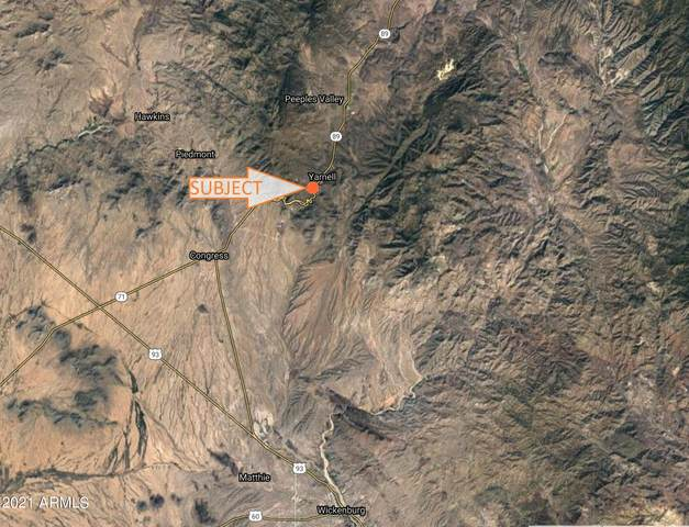 23181 S Lakewood Drive, Yarnell, AZ 85362 (MLS #6301513) :: Fred Delgado Real Estate Group