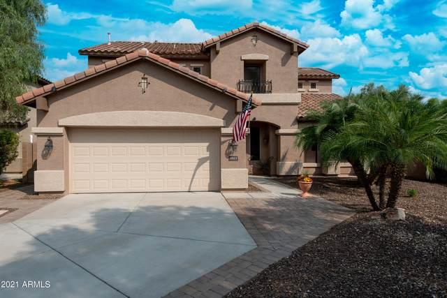 9903 N 179TH Drive, Waddell, AZ 85355 (MLS #6301516) :: Elite Home Advisors