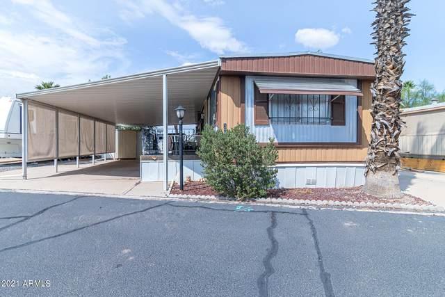 120 W Oneil Drive #30, Casa Grande, AZ 85122 (MLS #6301518) :: Elite Home Advisors