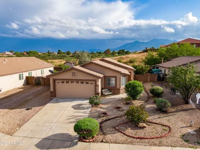 2518 Copper Sunrise, Sierra Vista, AZ 85635 (MLS #6301553) :: Elite Home Advisors