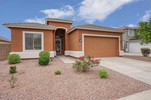 2508 S 259TH Avenue, Buckeye, AZ 85326 (MLS #6301577) :: Klaus Team Real Estate Solutions