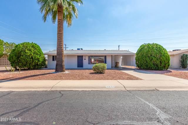 5331 E Cicero Street, Mesa, AZ 85205 (MLS #6301602) :: Elite Home Advisors