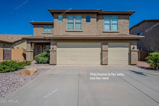2560 W Goldmine Mountain Drive, Queen Creek, AZ 85142 (MLS #6301616) :: Elite Home Advisors