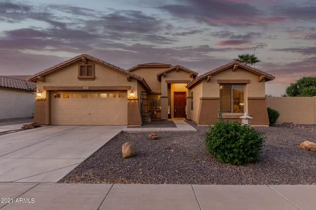 2156 E Aloe Place, Chandler, AZ 85286 (MLS #6301637) :: Elite Home Advisors