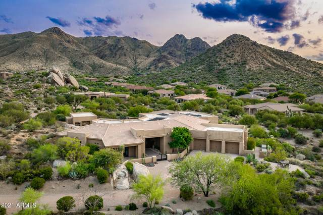 24166 N 120TH Place, Scottsdale, AZ 85255 (MLS #6301644) :: The Dobbins Team