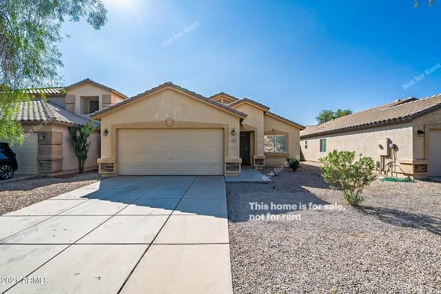 4055 E Sierrita Road, San Tan Valley, AZ 85143 (MLS #6301650) :: Elite Home Advisors
