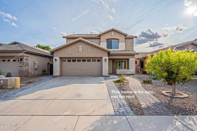 44025 W Garden Lane, Maricopa, AZ 85139 (MLS #6301677) :: Elite Home Advisors