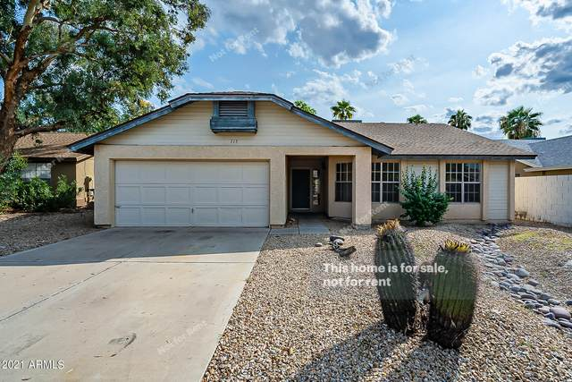 713 W Sequoia Drive, Phoenix, AZ 85027 (MLS #6301688) :: Elite Home Advisors