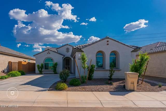 26005 W Matthew Drive, Buckeye, AZ 85396 (MLS #6301710) :: Elite Home Advisors