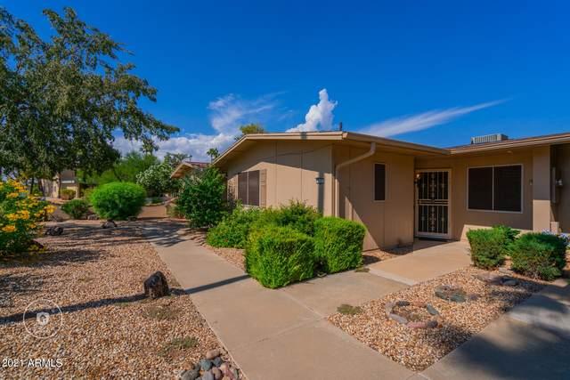 19225 N Star Ridge Drive, Sun City West, AZ 85375 (MLS #6301723) :: The Daniel Montez Real Estate Group