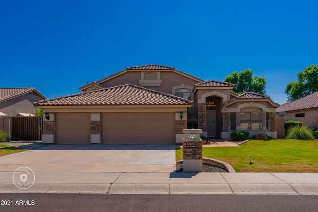 6967 W Morning Dove Drive, Glendale, AZ 85308 (MLS #6301730) :: Elite Home Advisors