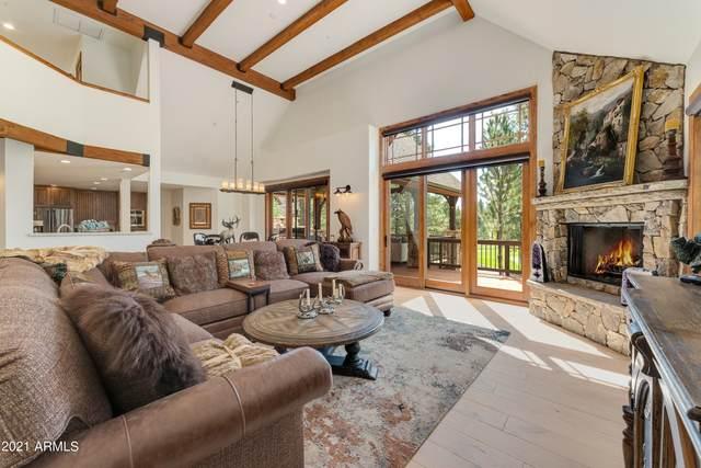 1695 E Mossy Oak Court, Flagstaff, AZ 86005 (MLS #6301740) :: Elite Home Advisors