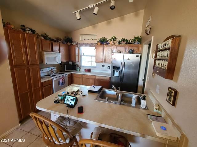 287 N Hudson Place, Chandler, AZ 85225 (MLS #6301747) :: Elite Home Advisors
