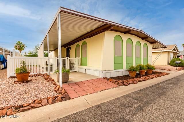 2401 W Southern Avenue #34, Tempe, AZ 85282 (MLS #6301749) :: Klaus Team Real Estate Solutions