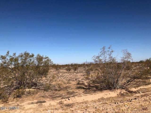 0 N Papoose Road, Casa Grande, AZ 85122 (MLS #6301770) :: The Daniel Montez Real Estate Group