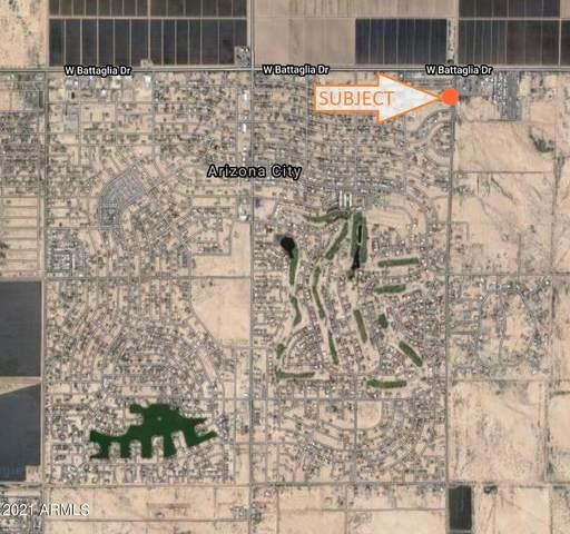8100 W Magnum Drive, Arizona City, AZ 85123 (MLS #6301774) :: The Copa Team | The Maricopa Real Estate Company