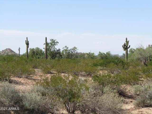 0 S Olmo Road, Maricopa, AZ 85139 (MLS #6301775) :: Conway Real Estate