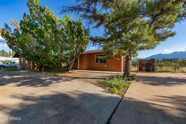 2932 Cardinal Drive, Sierra Vista, AZ 85635 (MLS #6301790) :: Elite Home Advisors