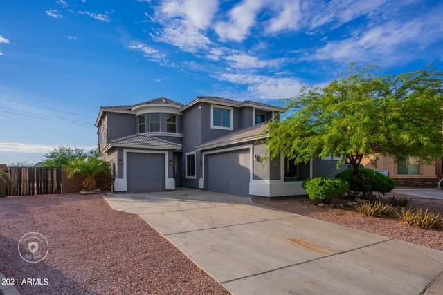 2370 S 259TH Avenue, Buckeye, AZ 85326 (MLS #6301812) :: Klaus Team Real Estate Solutions