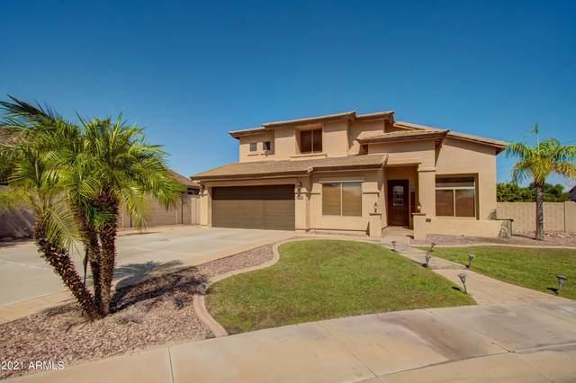 11418 E Starkey Circle, Mesa, AZ 85212 (MLS #6301864) :: Elite Home Advisors