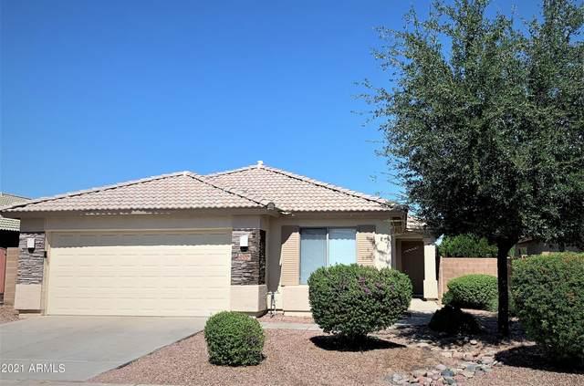 12506 W Lincoln Street, Avondale, AZ 85323 (MLS #6301865) :: Yost Realty Group at RE/MAX Casa Grande