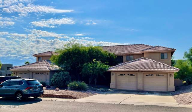 16637 E Almont Drive 1-4, Fountain Hills, AZ 85268 (MLS #6301872) :: Yost Realty Group at RE/MAX Casa Grande