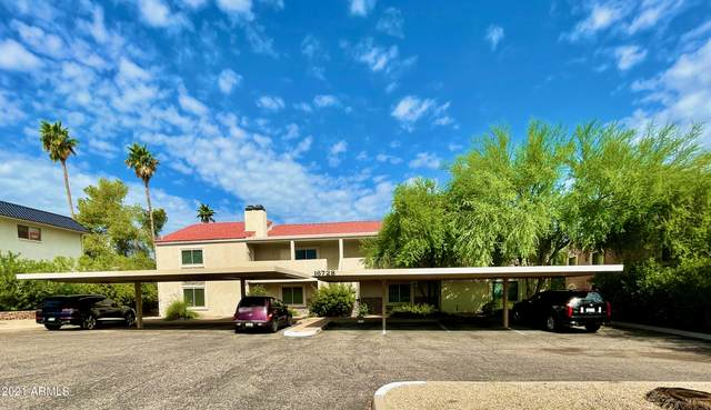 16728 E Westby Drive 101-104, Fountain Hills, AZ 85268 (MLS #6301889) :: Klaus Team Real Estate Solutions